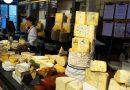 Las mejores tiendas de quesos: Manglano, Reblochon y Pérail.
