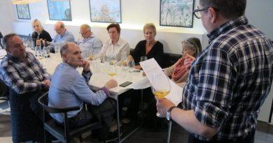 Vinos del marco de Jerez: mirando hacia atrás sin ira