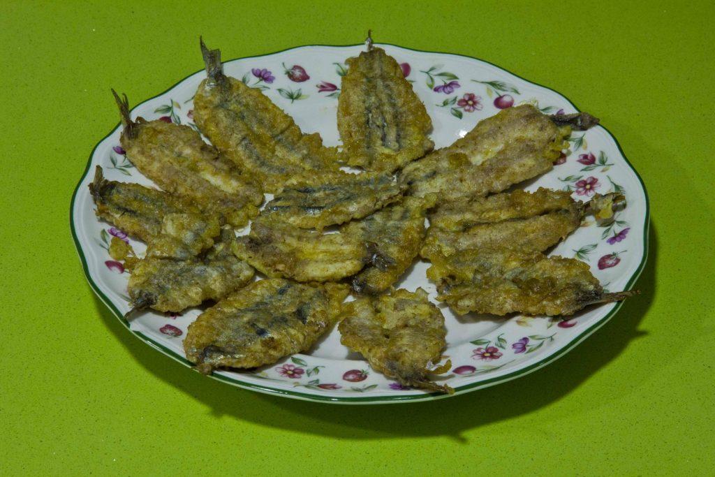 Bocarte frito